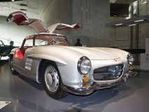 1955 Mercedes-Benz 300 de Coupé Gullwing van SL Royalty-vrije Stock Fotografie