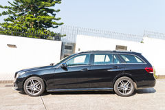 Mercedes-Benz E-Class Avant 2013 Model Royalty Free Stock Photo