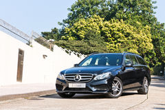 Mercedes-Benz E-Class Avant 2013 Model Stock Image