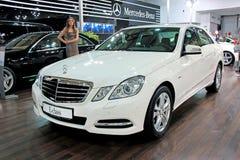 Mercedes-Benz E-class (E 250) Stock Image