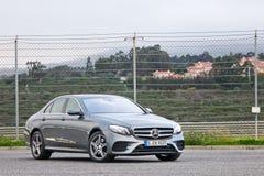Mercedes-Benz E-Class 2016 Stock Image