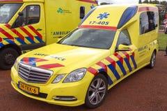 Mercedes-Benz E-Klasse Ambulance Royalty Free Stock Image