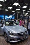 Mercedes-Benz E180 L Sport Sedan Stock Image