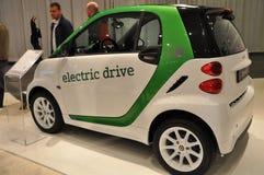 Mercedes-Benz electric drive Smart Car Stock Photo
