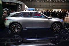 Mercedes Benz EQ Concept car Stock Image