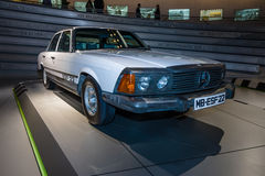 Mercedes-Benz Experimental Safety Vehicle ESF22, 1973 Royalty Free Stock Images