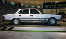 Mercedes-Benz Experimental Safety Vehicle ESF22, 1973 Stock Photography