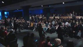 Mercedes-Benz Fashion Day St Petersburg 2017 stock video