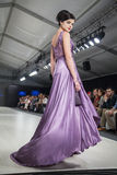 Mercedes Benz fashion week 2013 Royalty Free Stock Image