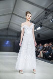 Mercedes Benz fashion week  Stock Images