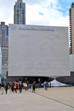 Mercedes Benz Fashion Week em Lincoln Center Fotos de Stock Royalty Free