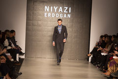 Mercedes-Benz Fashion Week Istanbul 2015 Fotografie Stock Libere da Diritti