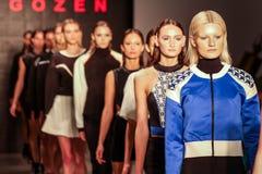 Mercedes-Benz Fashion Week Istanbul Fotografia Stock