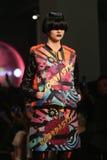 Mercedes-Benz Fashion Week Istanbul 2015 Royaltyfri Bild