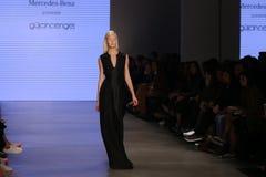 Mercedes-Benz Fashion Week Istanbul 2015 Imagen de archivo libre de regalías