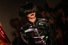Mercedes-Benz Fashion Week Istanbul Royalty Free Stock Images