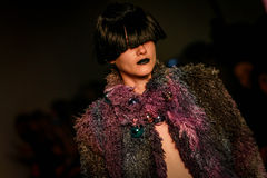 Mercedes-Benz Fashion Week Istanbul Royalty Free Stock Photography