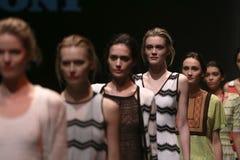 Mercedes-Benz Fashion Week Istanbul 2015 Royalty Free Stock Photos
