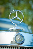 Mercedes-Benz Figure-emblem Royalty Free Stock Image