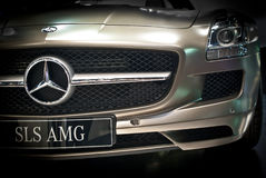 Mercedes benz. Royalty Free Stock Photo