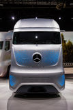 Mercedes Benz Future Truck FT 2025 Royalty Free Stock Photography