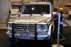 Mercedes Benz G-Class Stock Photography