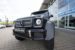 Mercedes Benz G-Class, AMG Stock Images