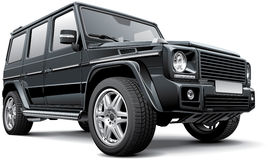 Mercedes-Benz G-Class by Brabus vector illustration
