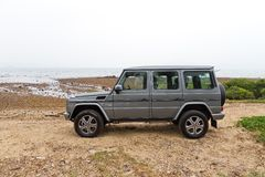 Mercedes-Benz G-Class 2012 Royalty Free Stock Photography
