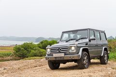 Mercedes-Benz G-Class 2012 Stock Image