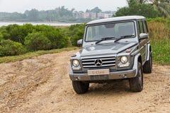 Mercedes-Benz G-Class 2012 Stock Images