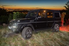 Mercedes Benz G-Classe immagine stock