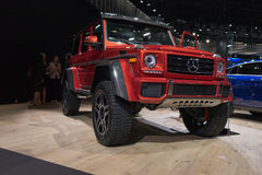 Mercedes-Benz G-Wagen stock image