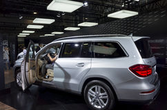 Mercedes-Benz GL400 4MATIC Dynamic SUV Stock Image