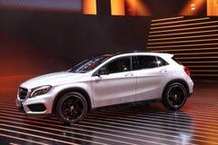 Mercedes Benz GLA Foto de archivo libre de regalías