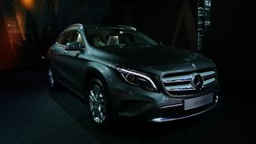 Mercedes Benz GLA Royalty Free Stock Photos