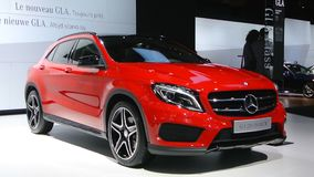 Mercedes Benz GLA Stock Photos