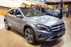 Mercedes-Benz GLA 200d 4MATIC Royaltyfria Bilder