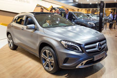 Mercedes-Benz GLA 200d 4MATIC Royalty Free Stock Images
