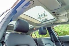 Mercedes-Benz GLA 200 inre Royaltyfria Bilder