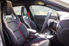 Mercedes-Benz GLA 45 2014 Interior Royalty Free Stock Photo