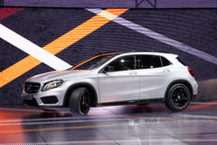 Mercedes Benz GLA Stock Photo