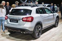 Mercedes-Benz GLA 220 4matic Images libres de droits