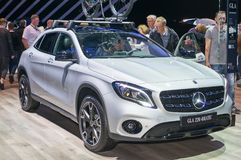 Mercedes-Benz GLA 220 4matic Photos stock