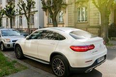 Mercedes Benz-GLC 220d Royalty-vrije Stock Afbeelding
