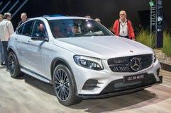 Mercedes-Benz GLC 250 4matic Fotografia Stock