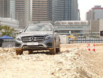Mercedes-Benz GLC Off-road Test Drive Day Stock Photography