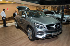 Mercedes-Benz GLE 350 D 4MATIC Royalty Free Stock Photos