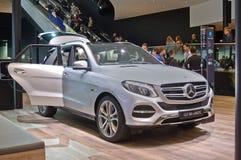 Mercedes-Benz GLE 500e 4matic Image stock