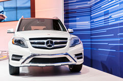 Mercedes-Benz GLK Class 2013 Stock Images